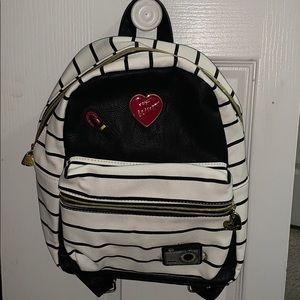 NWOT Betsy Johnson Mini Backpack